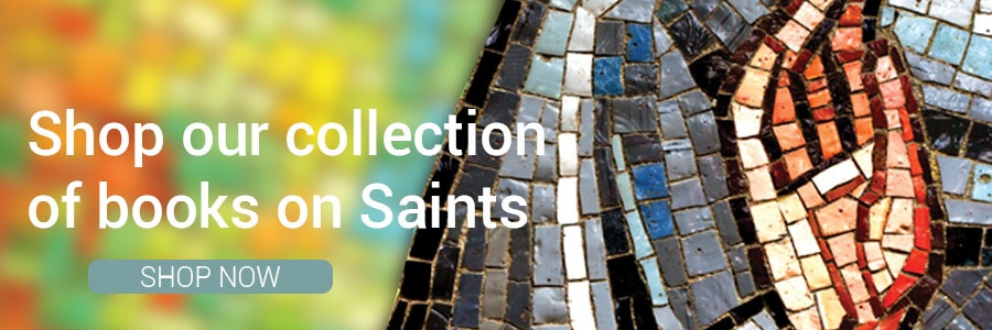Collection of books about Saints