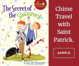 The Chime Travelers Secret of the Shamrock