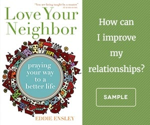 Love Your Neighbor by Eddie Ensley