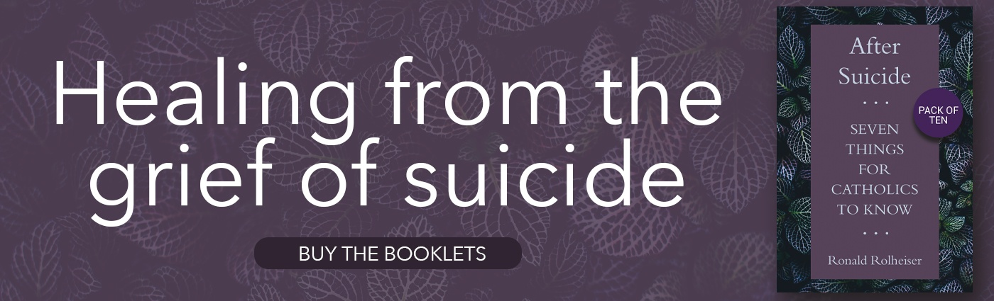 After Suicide: Seven things for Catholics to Know