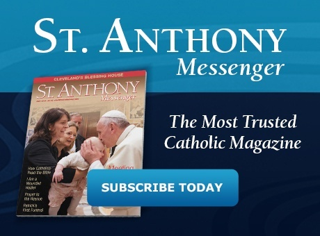 Saint Anthony Messenger