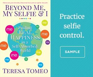 Beyond Me My Selfie & I by Teresa Tomeo