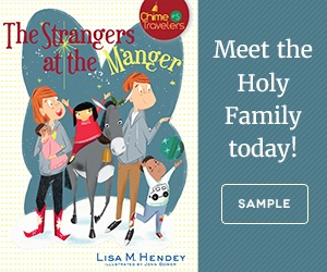 The Strangers at the Manger by Lisa Hendey