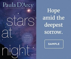 Stars at Night by Paula D'Arcy