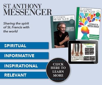 St. Anthony Messenger magazine