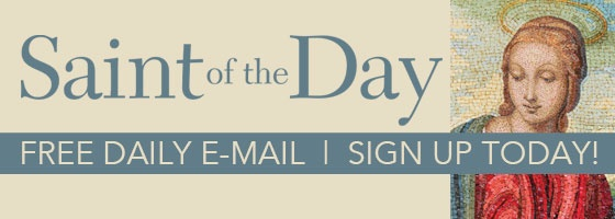 Saint of the Day signup