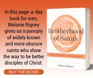 Brotherhood of Saints by Melanie Rigney