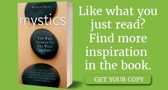 Mystics by Murray Bodo