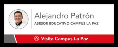 Agenda una Visita Alianz Campus La Paz con Alejandro Patrón