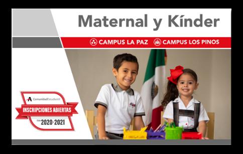 Maternal y Kínder Alianz Campus La Paz y Alianz Campus Los Pinos