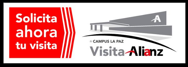Solicita ahora tu visita a Alianz a Campus La Paz