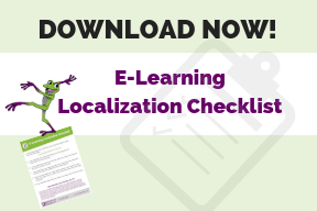 E-Learning Localization Checklist Download Now