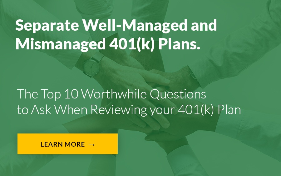 Free Webinar: Strengthen Your Employee Retention And Recruitment With A 401(k) Plan That Matters