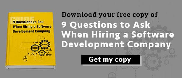 Questions to ask when hiring a software development company