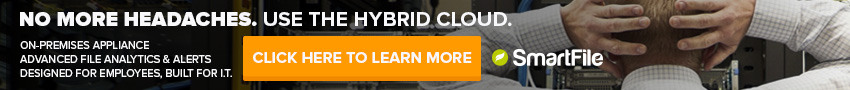 what is hybrid cloud storage