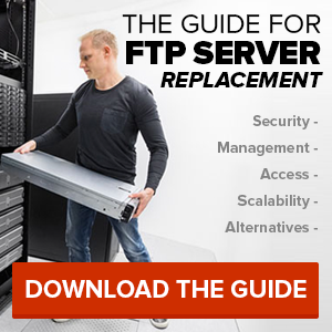 FTP server replacement and alternatives