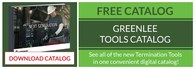 Download the Greenlee Gator Tools Catalog