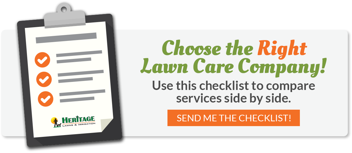 Kansas City Lawn Care Company Hiring Checklist