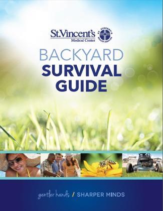 BACKYARD SURVIVAL GUIDE