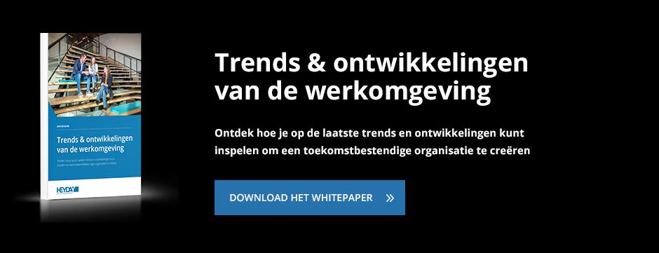 trends ontwikkelingen werkomgeving