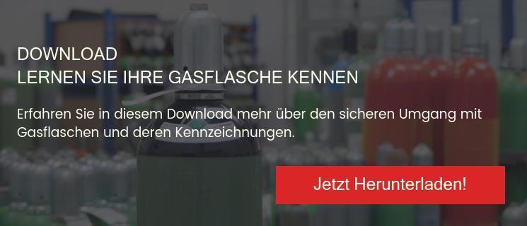 Gasflasche kennenlernen