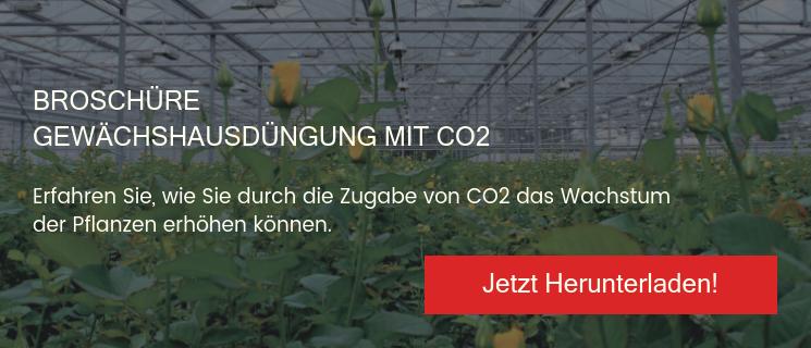 Broschüre Gewächshausdüngung mit CO2