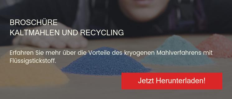 Broschüre Kaltmahlen und Recycling