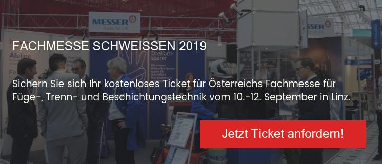 Fachmesse Schweißen 2019