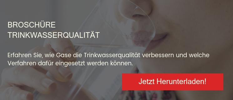 Broschüre Trinkwasserqualität