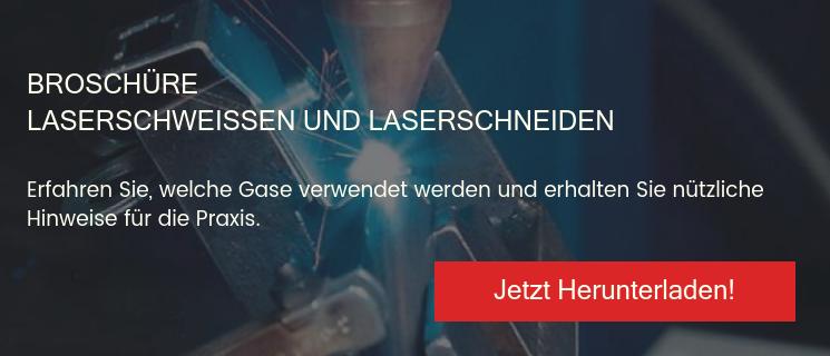 Broschüre Laserschweißen und Laserschneiden