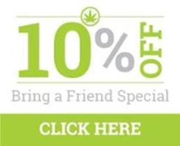 Bring a friend special from Nature's Gift Shop