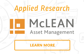 Applied Research from McLean Asset Management