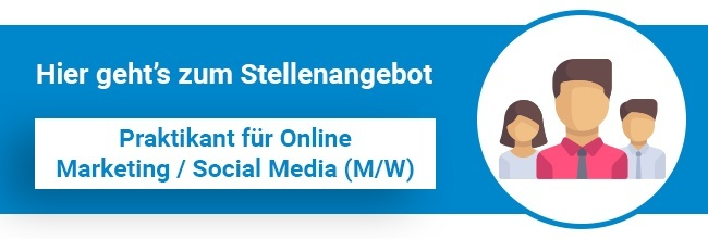 praktikum online marketing nürnberg