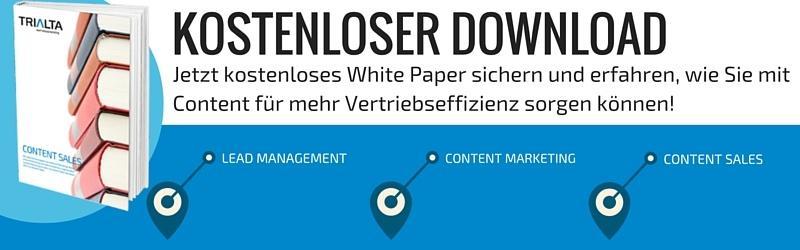 Whitepaper: Content Sales