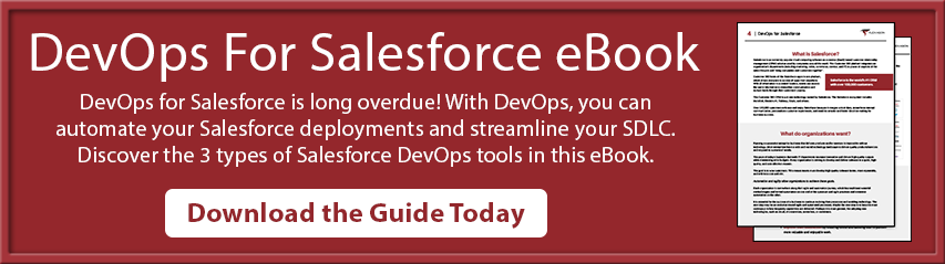DevOps for Salesforce eBook