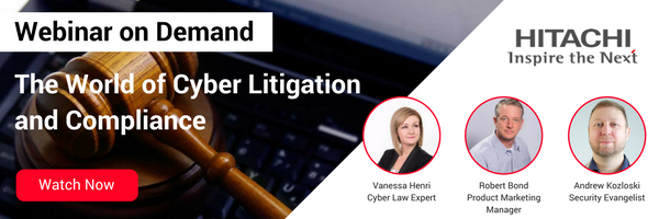 The World of Cyber Litigation and Compliance