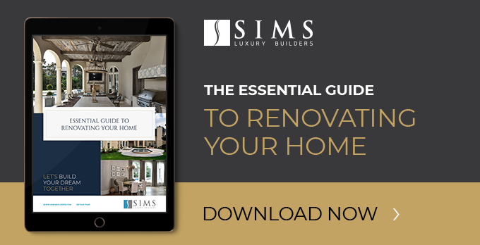 Renovating your home ebook