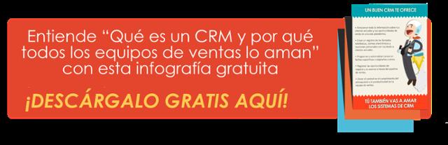 Descarga Infografía Qué es un CRM