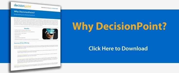 Learn about DecisionPoint