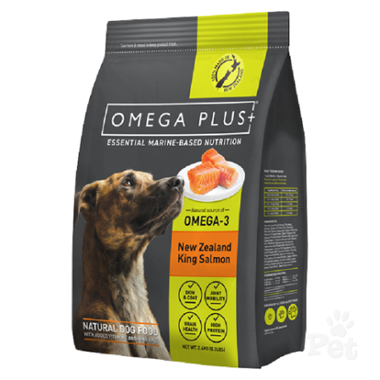Omega Plus King Salmon Dog Food