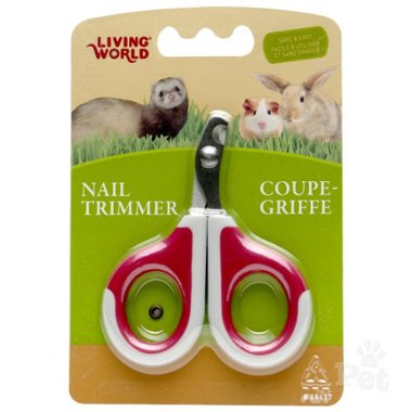Living-World-Small-Animal-Nail-Trimmer