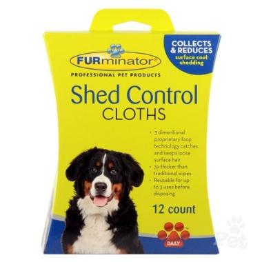 Furminator-Shed-Control-Cloths