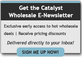 Catalyst wholesale enewsletter