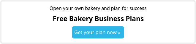 Download a bakery sample business plan!