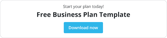 A Standard Business Plan Outline Updated For Bplans - Full business plan template
