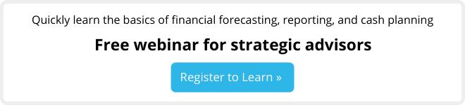 webinar for strategic advisors
