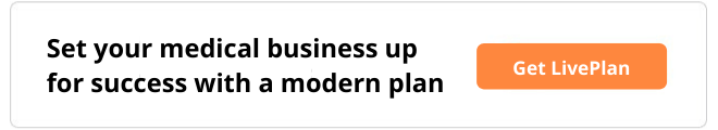 set your medical business up for success with a modern plan