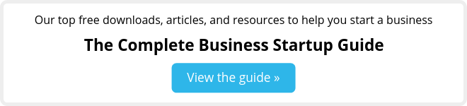 View our Guide to Starting a Business today!