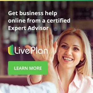 Learn more about LivePlan Expert Advisors today!