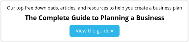 View our Business Planning Guide today!